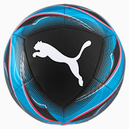 Puma ICON ball, Black-Luminous Blue-Pink, small-IND