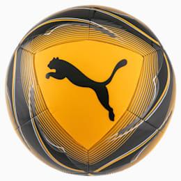 FtblNXT Icon Football, ULTRA YELLOW-Black-Orange, small-SEA