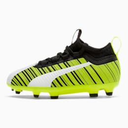 PUMA ONE 5.3 FG/AG Soccer Cleats JR