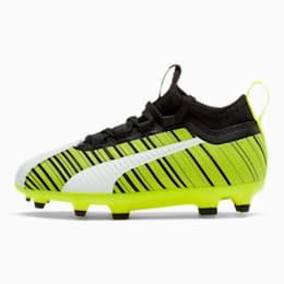Souliers de soccer à crampons PUMA ONE 5.3 FG/AG, enfant