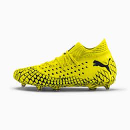 Chaussure de foot  FUTURE 4.1 NETFIT FG/AG pour enfant