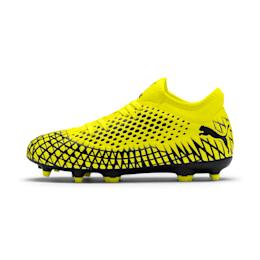 FUTURE 4.4 fodboldstøvler til unge, Yellow Alert-Puma Black, small