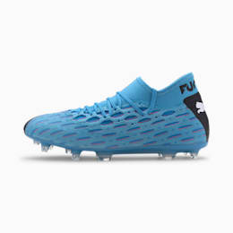 Chaussure de foot 5.2 NETFIT FG/AG pour homme, Blue-Nrgy Blue-Black-Pink, small