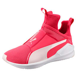PUMA Fierce Core Training Shoes, Paradise Pink-Puma White, small-IND