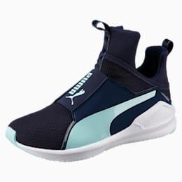 PUMA Fierce Core Training Shoes, Peacoat-Island Paradise, small-IND