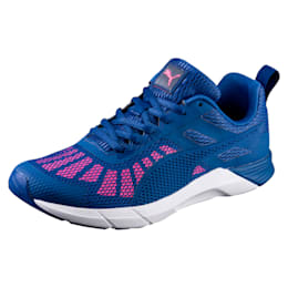 Propel Women's Running Shoes, TRUE BLUE-KNOCKOUT PINK, small-IND