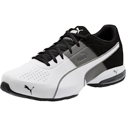 CELL Surin 2 Matte Men's Training Shoes, Charcoal Gray-Puma White, small