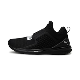 IGNITE Limitless Men's Running Shoes, Puma Black, small-IND