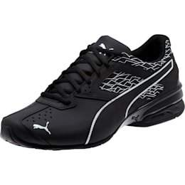 puma men's tazon 6 fm running shoe – wide in qvc