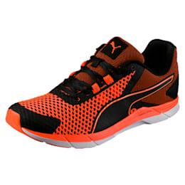 Propel 2 Men's Running Shoes, Puma Black-Shocking Orange, small-IND