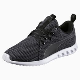 Carson 2 Knit Women's Running Shoes, Puma Black-Periscope, small
