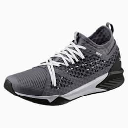 IGNITE XT NETFIT Men's Training Shoes, QUIET SHADE-Puma Black, small-IND