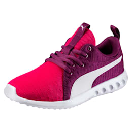 Carson 2 Youth Shoes, Love Potion-Puma White, small-IND
