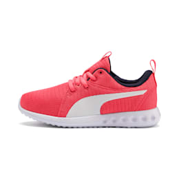 Carson 2 Sneakers JR, Calypso Coral-Peacoat, small