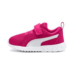 Carson 2 Toddler Shoes, Fuchsia Purple-Puma White, small