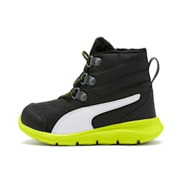 Bao 3 Toddler Boots, Puma Black-Nrgy Yellow, small