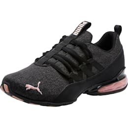Riaze Prowl Women's Training Shoes, Puma Black-Rose Gold, small