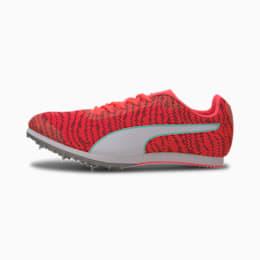 evoSPEED Star 6 Kids' Running Shoes, Ignite Pink-White-Black, small-IND