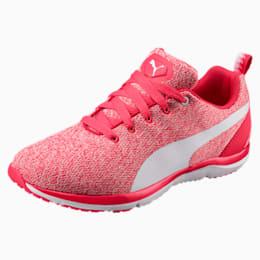 Flex XT Knit Women's Training Shoes, Paradise Pink-Puma White, small-IND