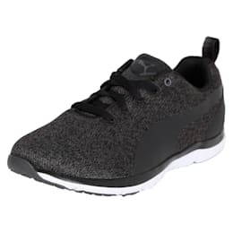 Flex XT Knit Women's Training Shoes, Puma Black-Puma White, small-IND