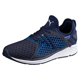 IGNITE 4 NETFIT Men's Running Shoes, Peacoat-Turkish Sea, small-IND