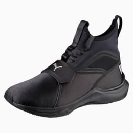Phenom Satin EP Women's Training Shoes, Puma Black-Puma Black, small
