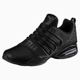 Cell Regulate Men's Running Shoes, Puma Black-Dark Shadow, small