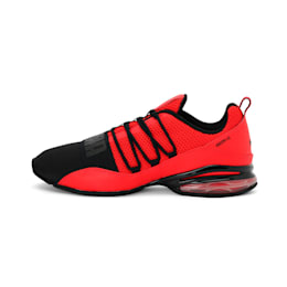 Cell Regulate Winterizd Mesh, High Risk Red-Puma Black, small-IND