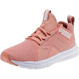 Zenvo Women's Training Shoes, Cameo Brown-Puma White, small
