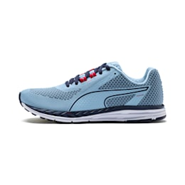 Chaussure de course Speed 500 IGNITE 3 pour femme, CERULEAN-Peacoat-Red, small