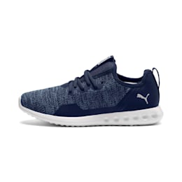 Carson 2 X Knit Women's Running Shoes, Peacoat-CERULEAN, small-IND