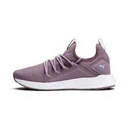 NRGY Neko Women's Running Shoes, Elderberry-Puma White, small