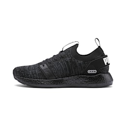 NRGY Neko Engineer Knit Women's Running Shoes, Puma Black-Puma Black, small