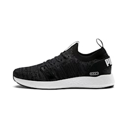 NRGY NEKO ENGINEER KNIT Men's Running Shoes, Puma Black-Iron Gate, small-IND