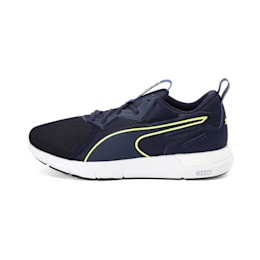 NRGY Dynamo Futuro Men's Running Shoes, Peacoat-Puma White, small-IND