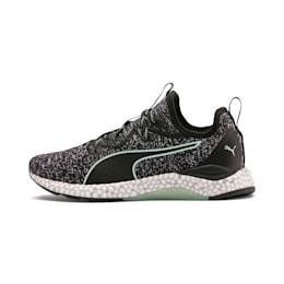 HYBRID Runner Women's Running Shoes, Puma Black-Fair Aqua, small