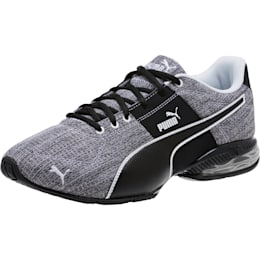 CELL Surin 2 Heather Men's Running Shoes, Puma Black-Puma White, small