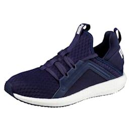 Mega NRGY Jr Shoes, Peacoat-Puma White, small-IND