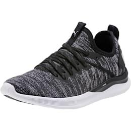 IGNITE Flash evoKNIT Sneakers JR, Black-Asphalt-White, small