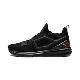 IGNITE Limitless 2 Unrest Trainers, Puma Black-Firecracker, small-IND