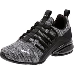 Axelion Training Shoes JR, Puma Black, small