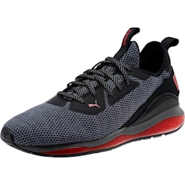 CELL Descend Running Shoes, Pma Blk-Rbn Rd-Pma Agd Slvr, small