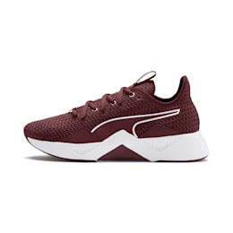 Incite FS Women's Trainers, Vineyard Wine-Puma White, small