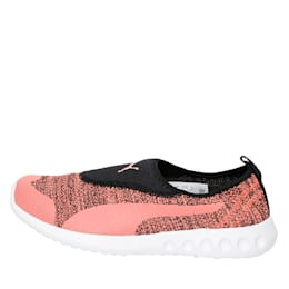 Concave 2 Slip-On Wn's IDP, Fluo Peach-Puma Black, small-IND