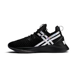 Zapatos de entrenamiento Jaab XT Iridescent Trailblazer para mujer, Puma Black-Puma Black, pequeño