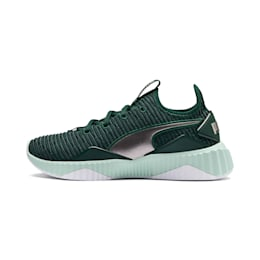 Defy Trailblazer Women's Training Shoes, Ponderosa Pine-Fair Aqua, small
