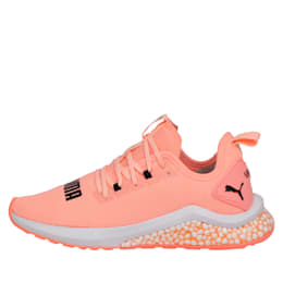 HYBRID NX Women's Running Shoes, Bright Peach-Puma White, small-IND