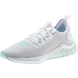 HYBRID NX Women's Running Shoes, Puma White-Fair Aqua, small