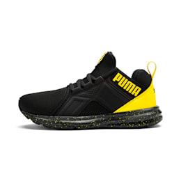 Enzo Tech Jr, Puma Black-Blazing Yellow, small-IND