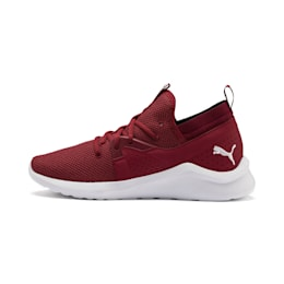 Emergence Men's Running Shoes, Rhubarb-Puma White, small-IND